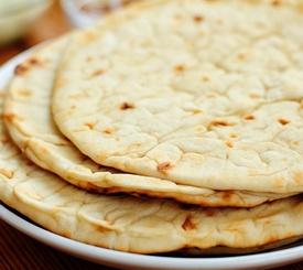 Cómo preparar pan de pita casero y fácil