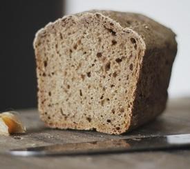 Cómo hacer pan 100% integral