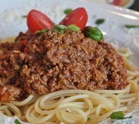 Ragú de ternera: la auténtica receta italiana