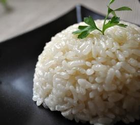 Receta fácil y rápida de arroz blanco
