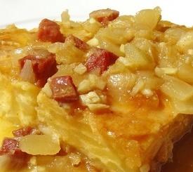 Tortilla de patatas especial, riquísima y muy fácil
