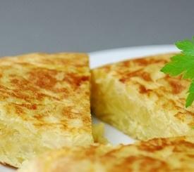 Cómo hacer tortilla española