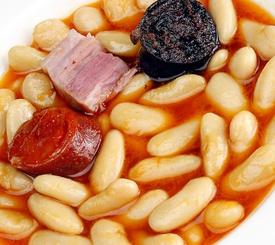 Receta fácil y rica de fabada asturiana